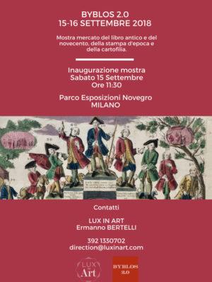 Mostra 700 Veneziano Milano - Lux in Art