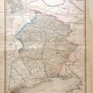 Provincia di Udine - Vallardi Francesco
