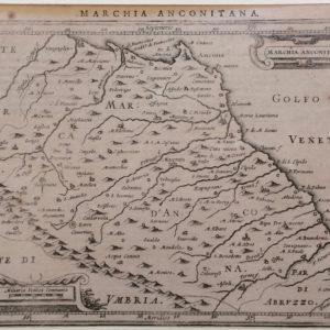 Marchia Anconitana - Magini Giovanni Antonio