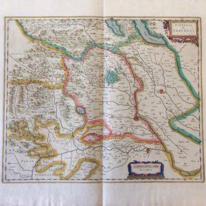 Signoria di Vercelli - Blaeu Willem