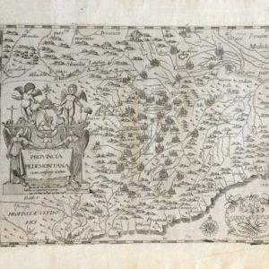 Provincia Pedemontana cum confinis - Giovanni da Moncalieri