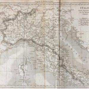 Italie Partie Septentrionale - Duvotenay Th.