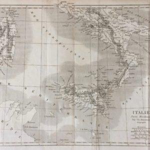 Italie Partie Meridionale - Duvotenay Th.