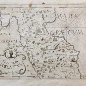 Provincia Cosentina - Da Cassino Giovan Battista