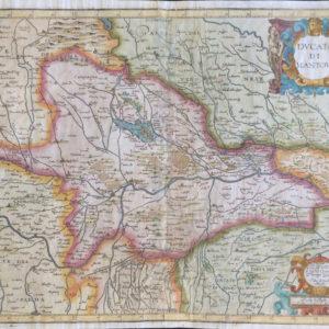 Ducato di Mantova - Magini Giovanni Antonio