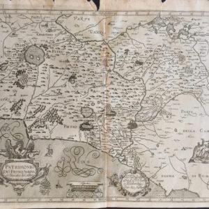 Patrimonio di San Pietro et Ducato di Castro - Magini Giovanni Antonio