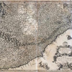 Riviera di Genova da Ponente - Magini Giovanni Antonio