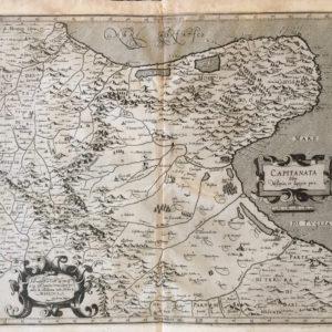 Capitanata - Magini Giovanni Antonio