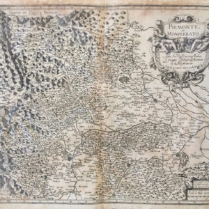 Piemonte et Monferrato - Magini Giovanni Antonio