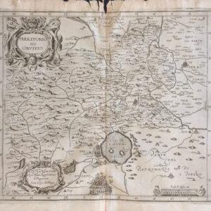 Territorio di Orvieto - Magini Giovanni Antonio