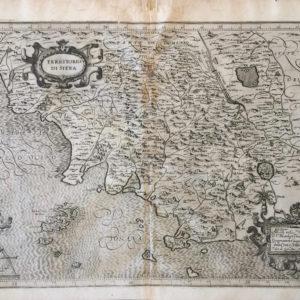 Territorio di Siena - Magini Giovanni Antonio