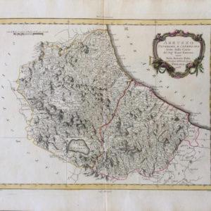 Abruzzo Ulteriore e Citeriore - Zatta Antonio