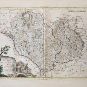 Il Patrimonio di San Pietro e la Sabina - Zatta Antonio
