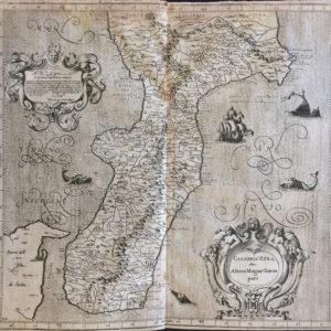 Calabria Ultra - Magini Giovanni Antonio