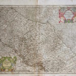 Marca d'Ancona, olim Picenum - Magini Giovanni Antonio