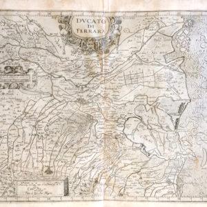 Ducato di Ferrara - Magini Giovanni Antonio
