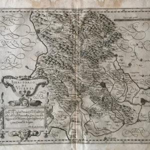 Territorio di Vicenza - Magini Giovanni Antonio