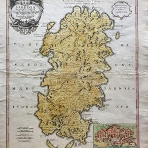 Sardiniae Regnum et Insula - Homamm Eredi