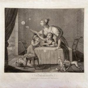 La Ricreazione. Scene di vita casalinga - Vallardi Pietro e Giuseppe