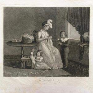 Il Travaglio. Scene di vita casalinga - Vallardi Pietro e Giuseppe