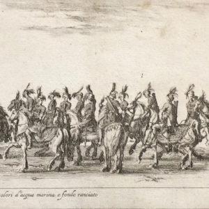 Paggi e cavalli Turchi - Stefano della Bella
