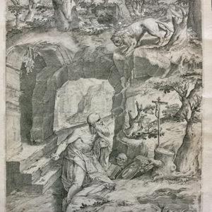 San Girolamo nella grotta - Cort Cornelis