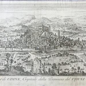 La Città di Udine, Capitale della Provincia del Friuli Veneto - Salmon