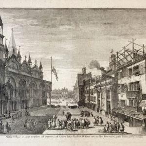 Basilica di San Marco - Marieschi Michele