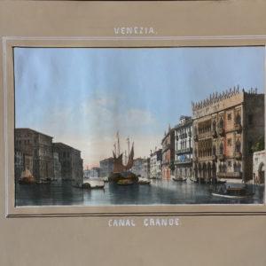 Canal Grande - Brizeghel G.