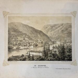 Il Brenta a Bassano, Provincia di Vicenza - Ripamonti Moro Marco