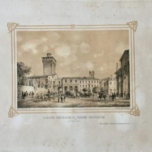Piazza esterna di Porta Castello - Ripamonti Moro Marco
