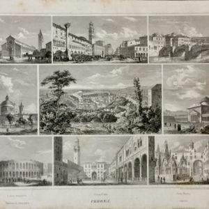 Panoramica di Verona - Lloyd