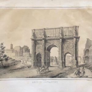 Arco di Costantino - Barzotti Danesi