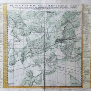 CGT067 4/19 Globi Coelestis in Tabulas Planas Redacti Pars IV