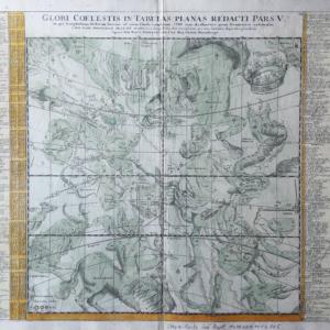 CGT067 5/19 Globi Coelestis in Tabulas Planas Redacti Pars V