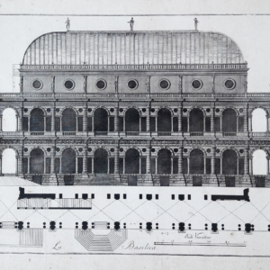 VE093 5/6 La Basilica Palladiana