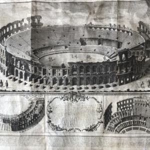 VE096 1/2 Anfiteatro detto l'Arena di Verona