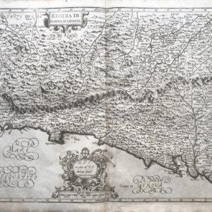 RIVIERA DI GENOVA DI LEVANTE - Magini Giovanni Antonio